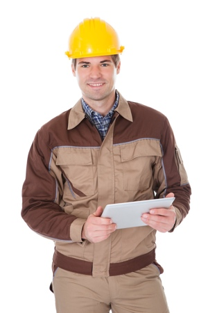 Tradies prefer their gadgets over their paperwork